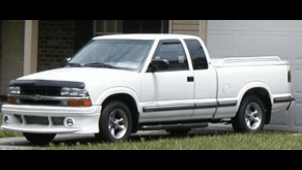 Small Trucks With Huge Followings The Chevy S10 And The