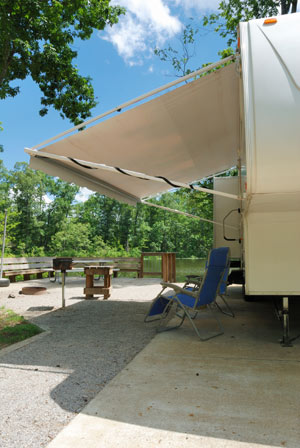 How to Clean Your RV Awning: Remove Stains and Protect ...