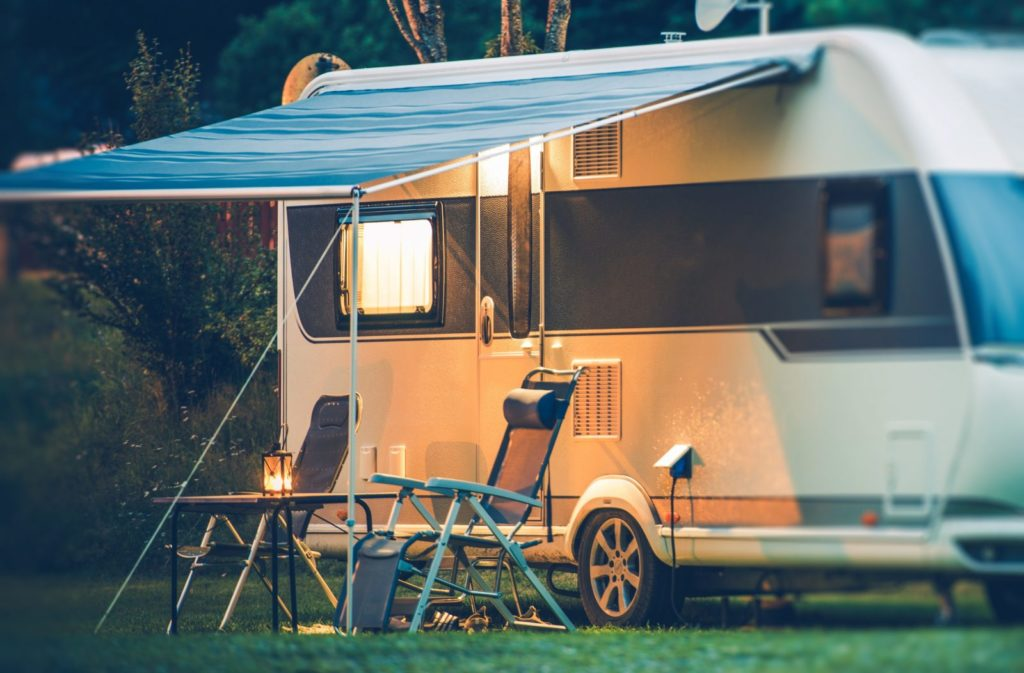 How to Clean Your RV Awning: Remove Stains and Protect | Gold Eagle Co