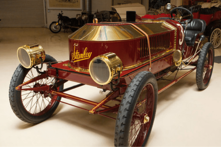 Stanley Steamer Car >> Jay Lenos Garage 1909 Stanley Steamer | Gold Eagle Co