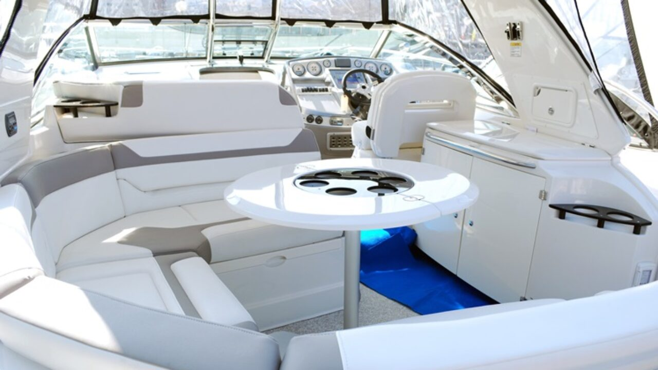 How to Clean a Boat Exterior and Interior | Gold Eagle Co