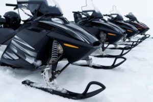 How to store your snowmobile with 303 & STABIL products.