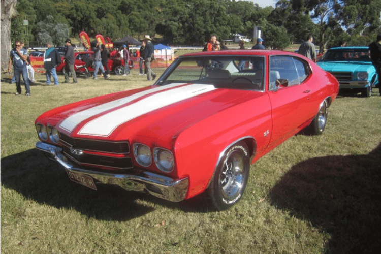 Fifteen Of The Fastest Muscle Cars On Earth