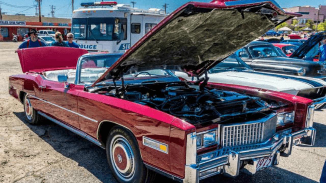 2016 Cadillac Convertible >> 1975 Cadillac Eldorado Convertible Was Above The Fray Gold