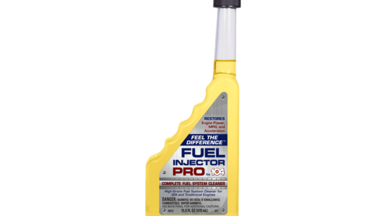 104+® Fuel Injector Pro | Gold Eagle