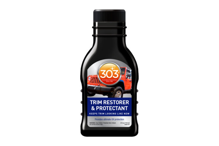 303® Automotive Trim Restorer & Protectant