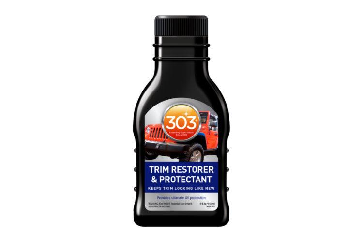 303® Automotive Trim Restorer & Protectant