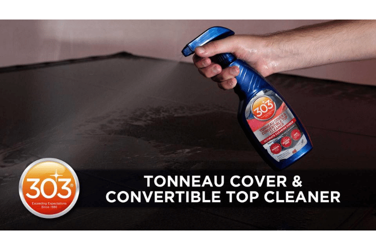30571csr 303 automotive tonneau cover and convertible top cleaner videocover min