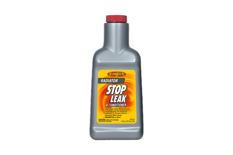 AlumAseal® Radiator Stop Leak & Conditioner
