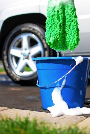 Learn how to hand wash and polish a car with this article from Gold Eagle Co.
