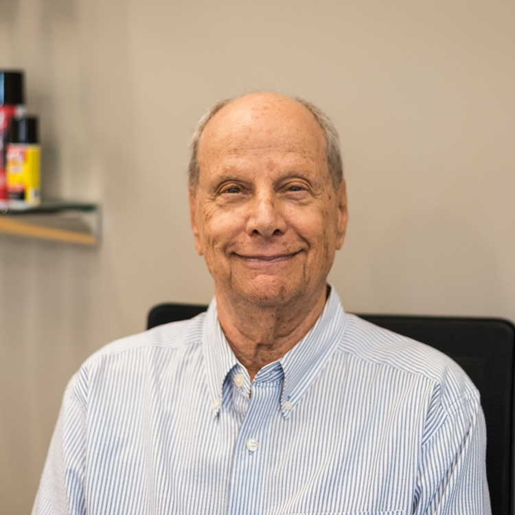 Bob Hirsch, Chairman