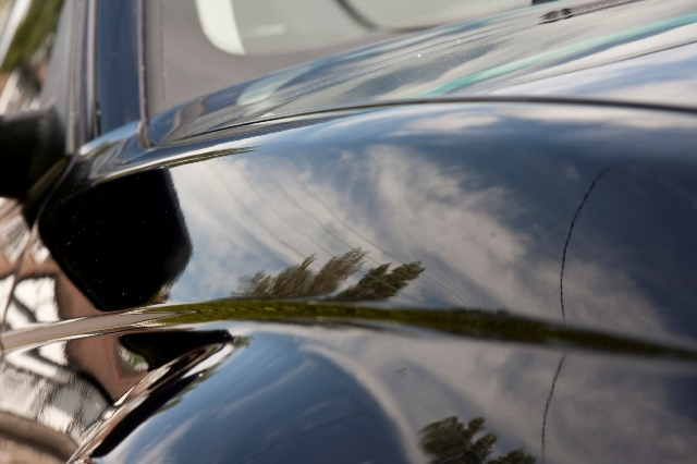 How to Buff Out Paint Scratches on Collector & Vintage Cars