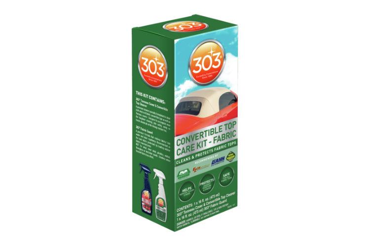 303 Fabric Convertible Top Care Kit