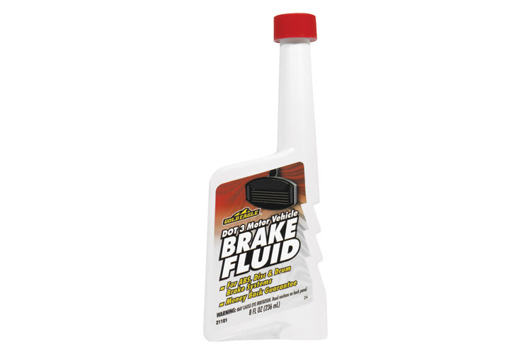 Gold Eagle® DOT 3 Motor Vehicle Brake Fluid