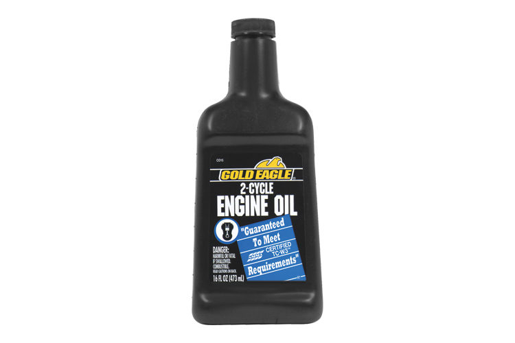 Gold Eagle® 2-Cycle Engine-Oil