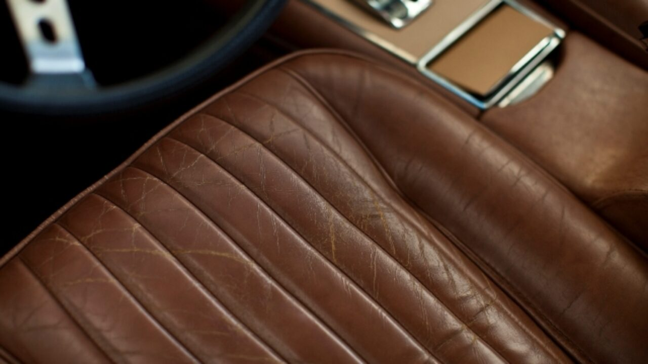 Leather Car Seat Tear Crack Repair Gold Eagle Co