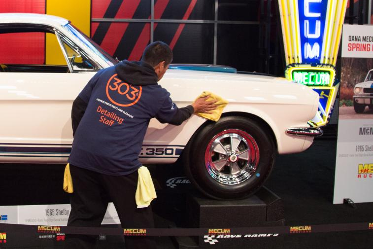 Use 303 Products Stain Repellent and Protectant to Detail Your Car Like a Pro