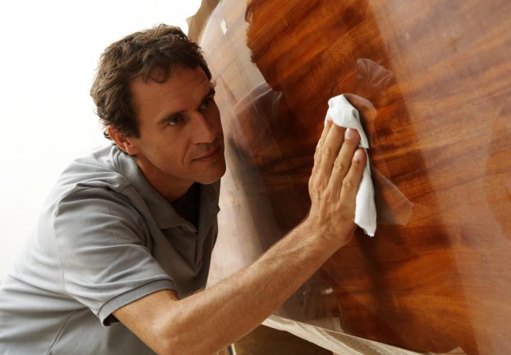 After a thorough boat cleaning, it is in your best interest to learn how to wax your boat.
