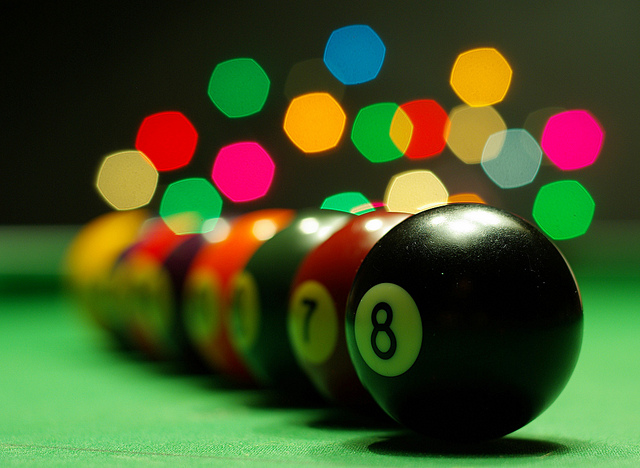 Cleaning your pool table's felt is just one of the steps to keeping your table looking and playing like new.