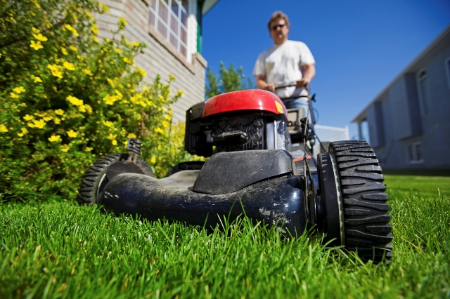 Repair your lawnmower at home with STABIL and these 5 small engine repair tips.