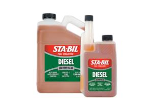 STA-BIL Diesel Family Shot