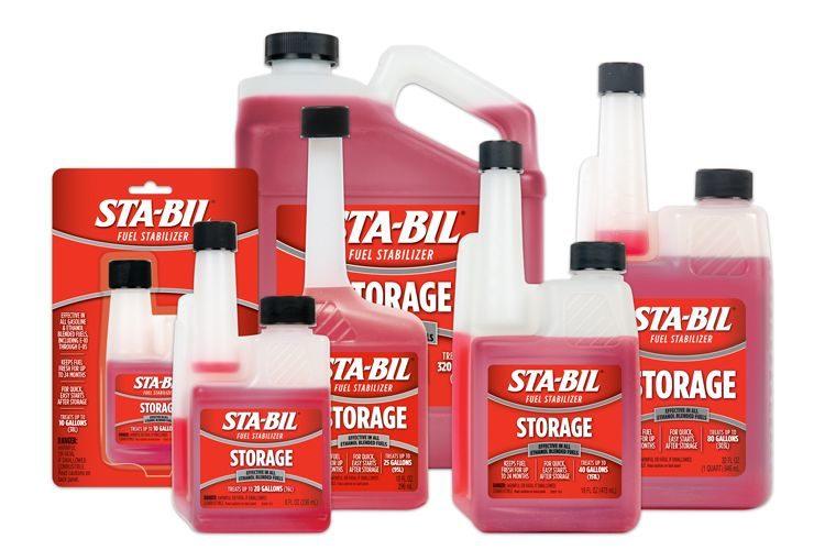 STA-BIL Storage Fuel Stabilizer - Keep Fuel Fresh | Gold