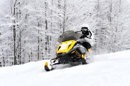 Preform snowmobile maintenance to keep your snowmobile in good shape every year!