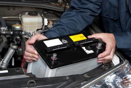 You can use a battery tender during collector car storage.