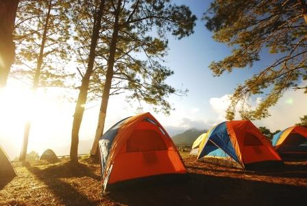 Keep your camping gear protected with 303 products