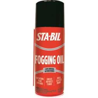 STABIL Fogging Oil will help protect your engine during collector car storage.