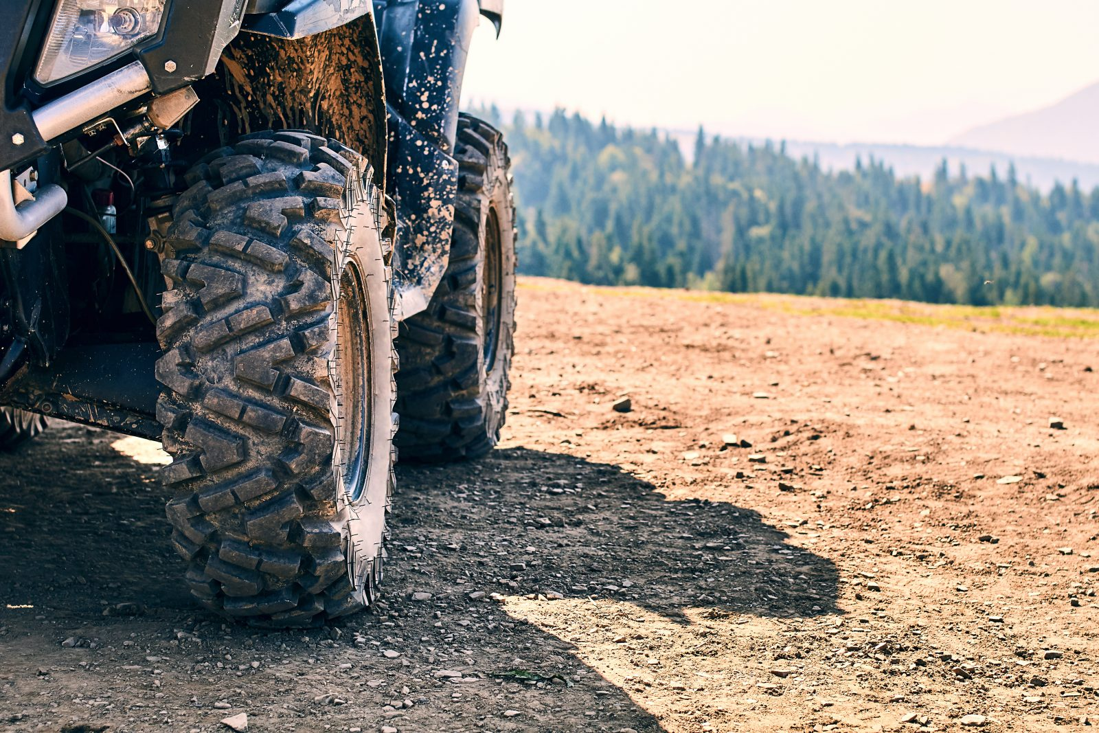 Getting Your ATV Ready for Springtime Fun | Gold Eagle
