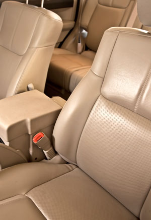 how to care for leather upholstery
