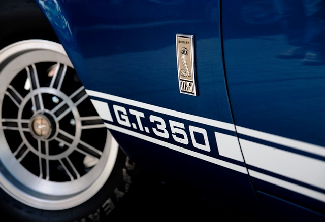 Use these professional detailing secrets on your muscle car.