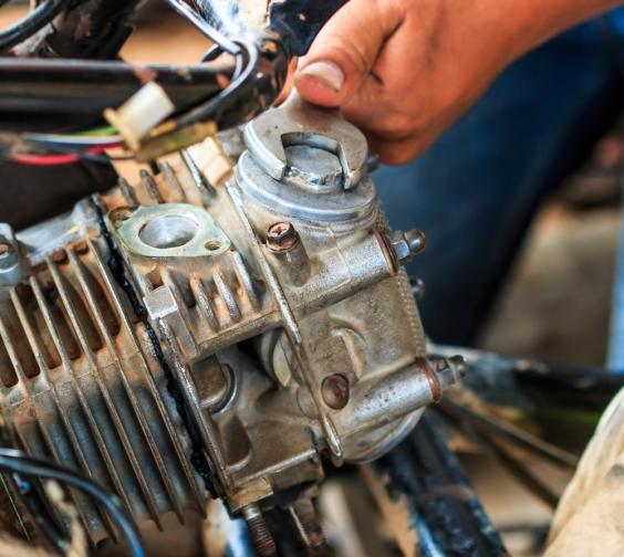 Motorcycle Mechanic Tips & Tools for Spring Rides