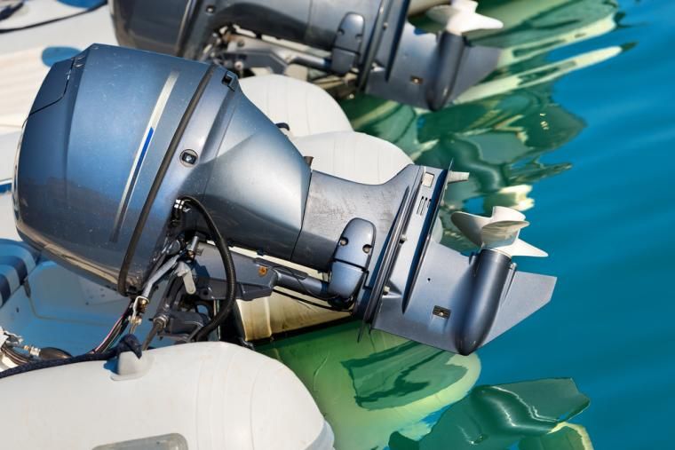 Marine Engines and Outboard Motors