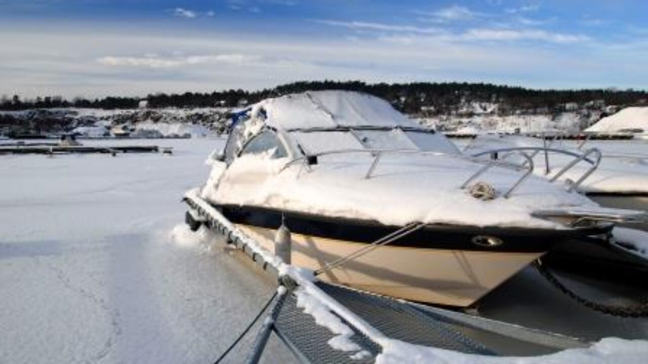 Step-by-Step Guide on How To Winterize Your Boat | Gold Eagle