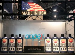 303 Metal Polish AAPEX 2017 Award for Best New Product in the Appearance Chemicals & Care Category