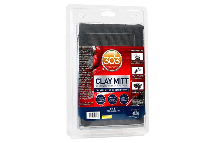 303 Clay Mitt