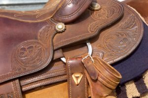 Here's are our step-by-step guide to cleaning and conditioning your western saddles, English leather tack and other leather equestrian products.