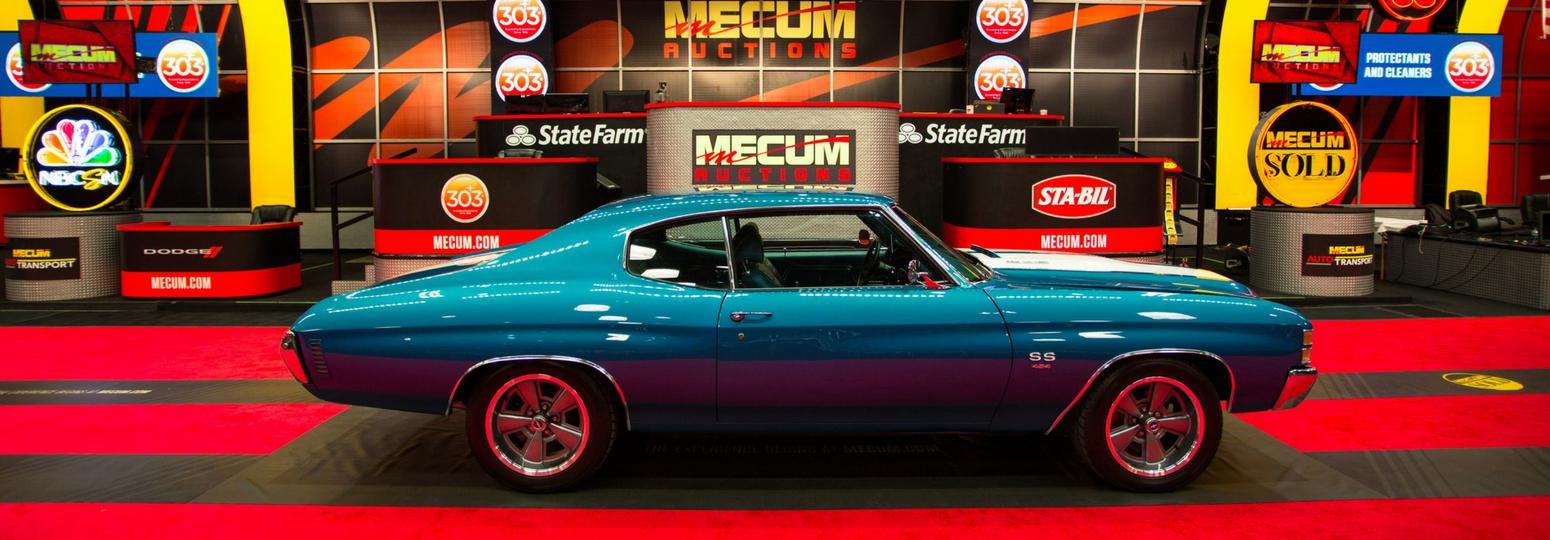 303 Mecum Header Image - Chevelle