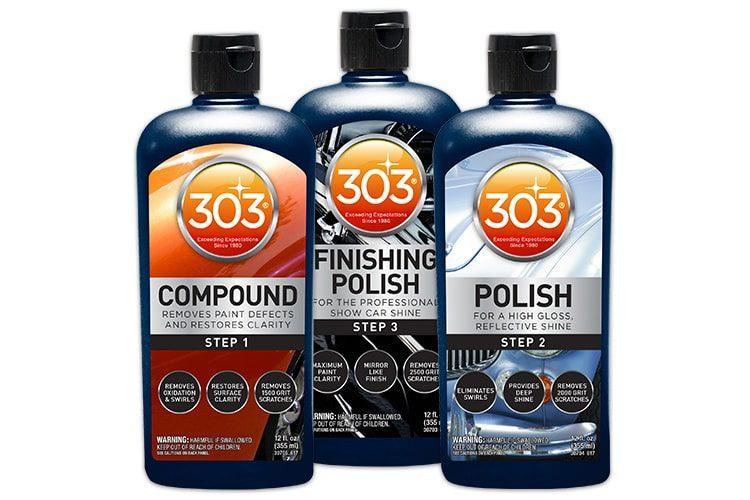 303 Compound and Polish Bundle