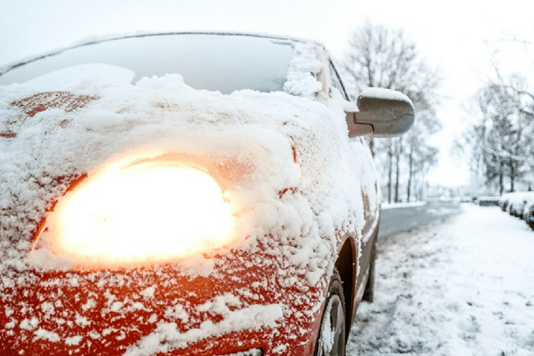 Don't get caught off guard – prepare with a winter car survival kit