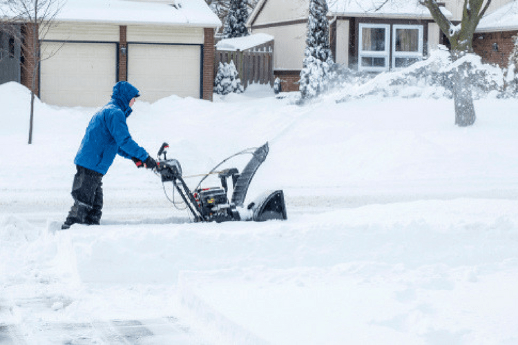 It is critical that when you're operating your snowblower, that you're using a fuel system additive to discourage phase separation