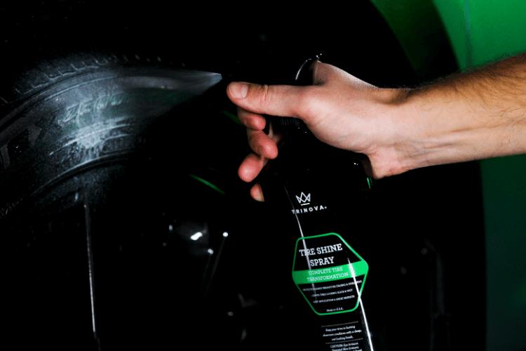 33511 trinova tire shine spray 1 min