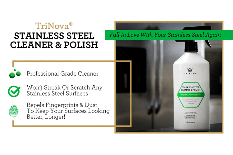 33527 trinova stainless steel cleaner and polish infographic min