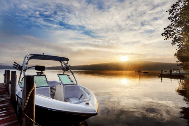 Use a bilge cleaner to keep your boat's bilge clean and odorless.