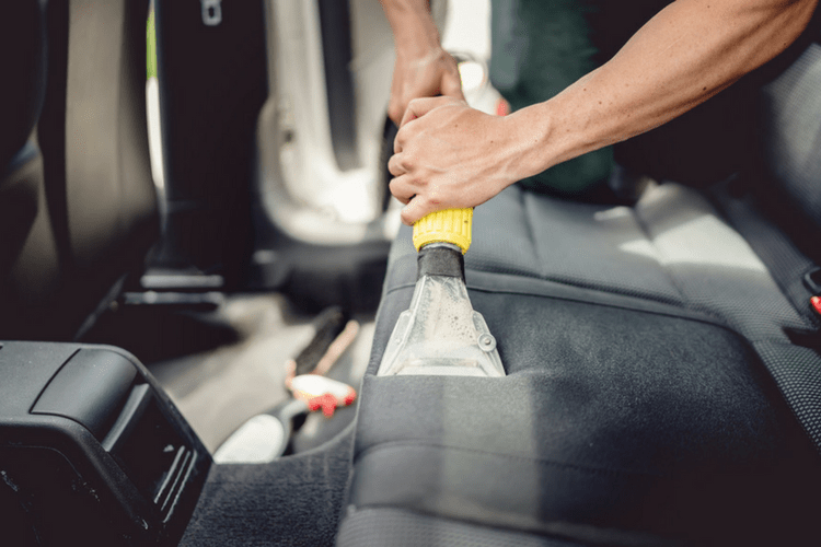 Interior car detailing is an important part of spring cleaning. The interior of your car takes a beating in the winter, too.
