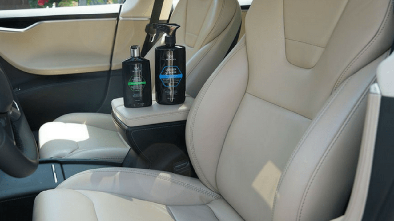 How To Care For Leather Car Seats Gold Eagle Co