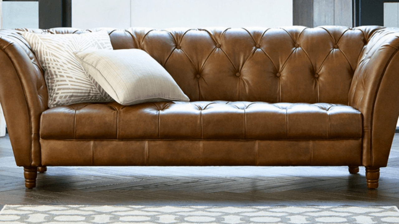 How To Clean Leather Furniture Gold Eagle Co