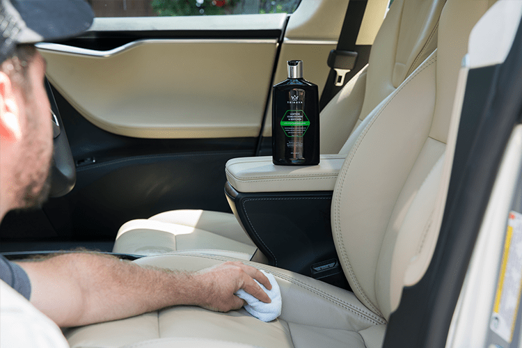 Conditioning Your Leather Seats